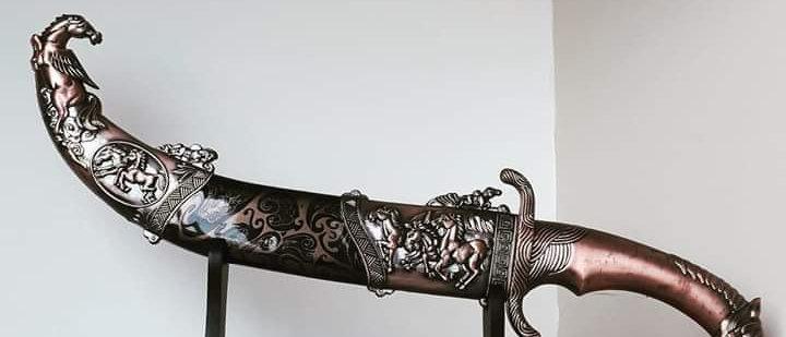 Espada Adaga Cavalo 56 cm