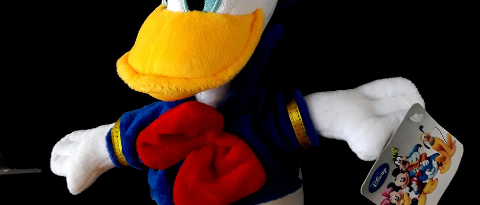 Pelúcia pato Donald 35cm