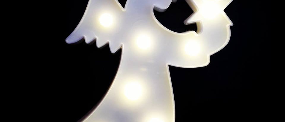 Luminária Anjo LED