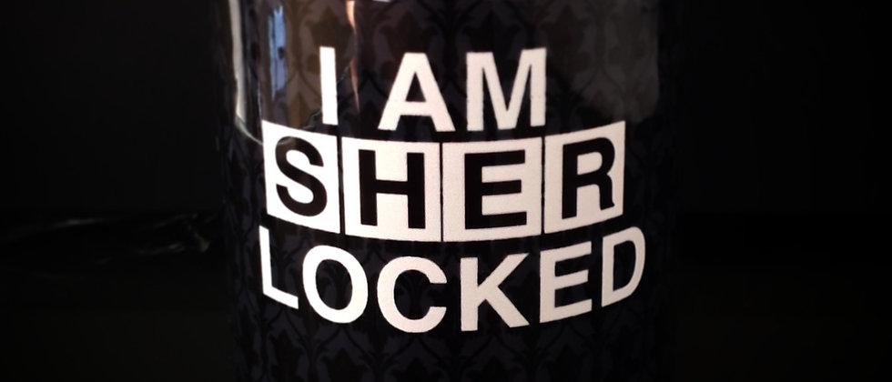 Caneca Sherlock Holmes