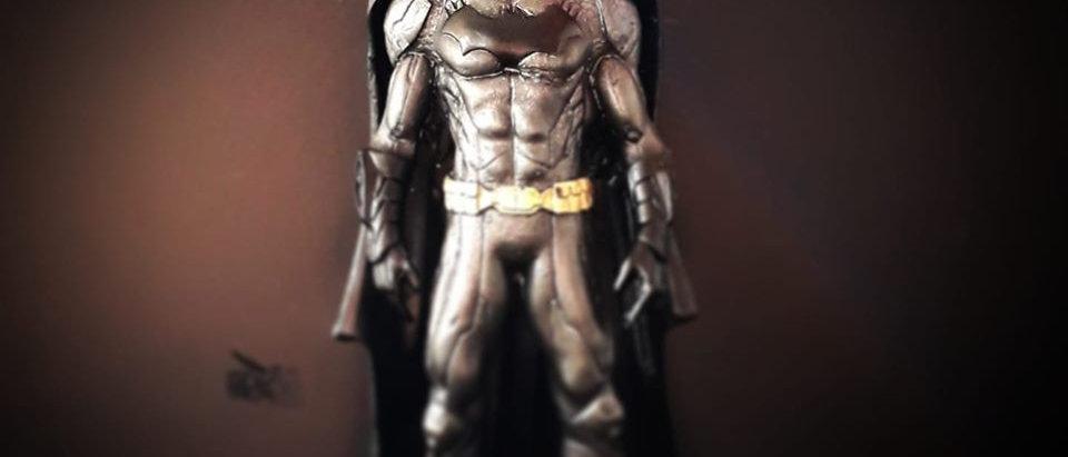 Estatueta Batman em Resina