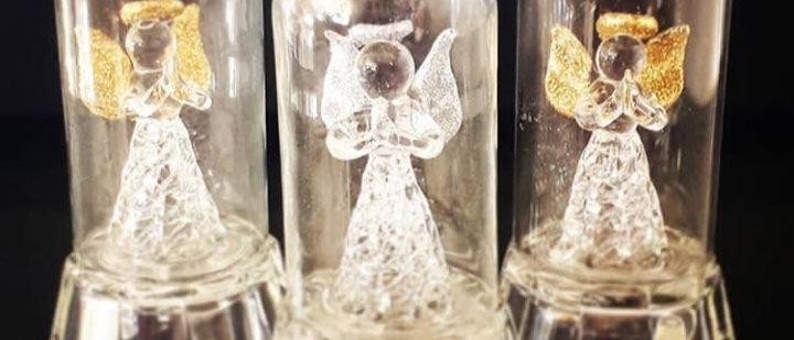 Anjos Cúpula Luminoso
