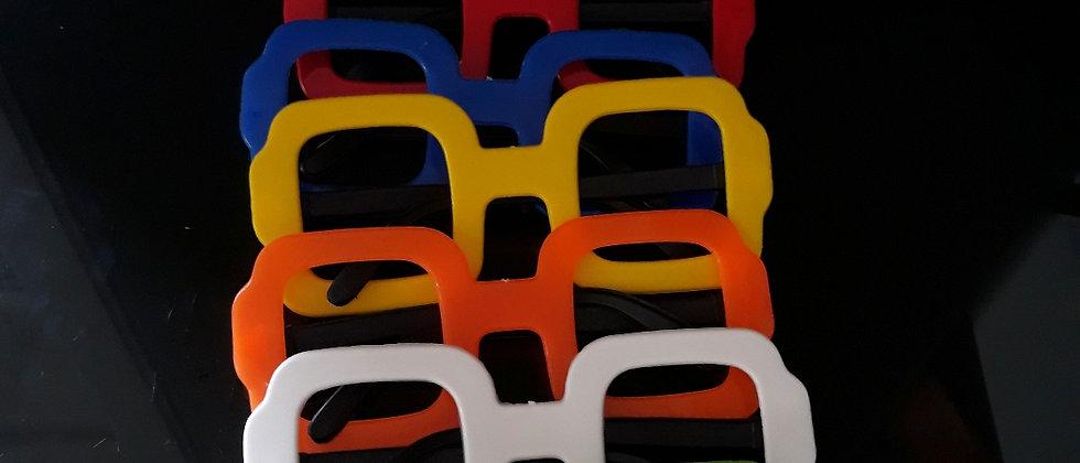 Óculos para Festa quadrado
