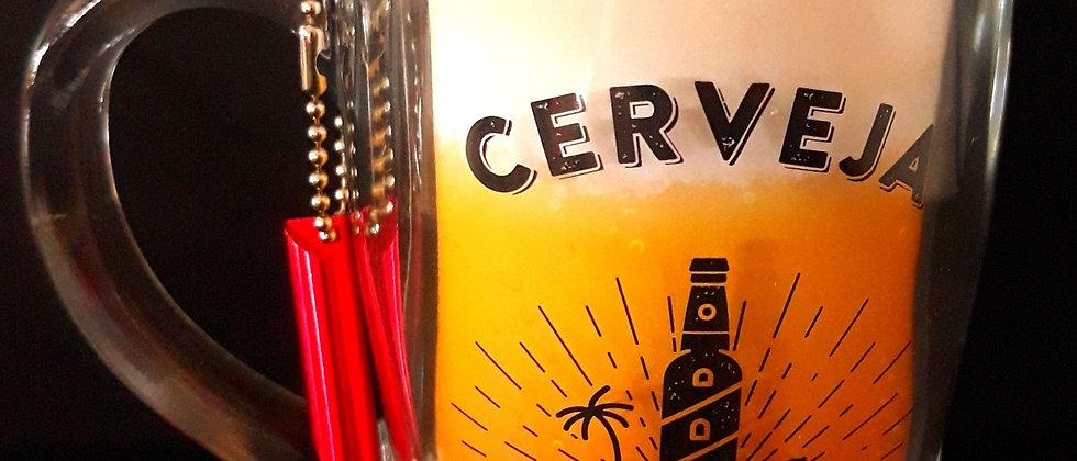 Caneco com Apito Cerveja a Vista