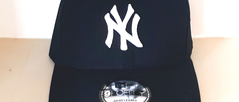 Boné aba curva Truncker New York Yankees