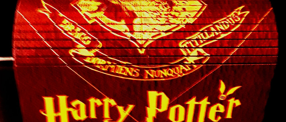 Baú retrátil Harry Potter