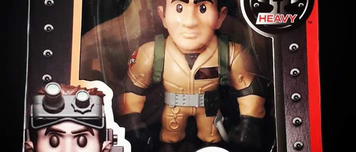 Metal Figs - Stantz - Ghostbusters