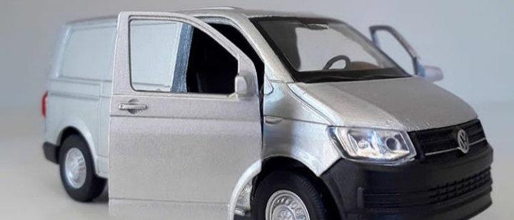 Miniatura Volkswagen transporter T6 van
