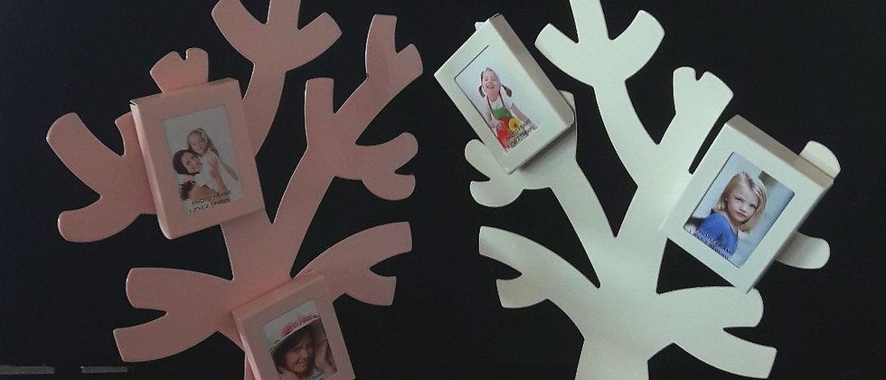 Porta retrato arvore