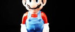 Mario em Resina