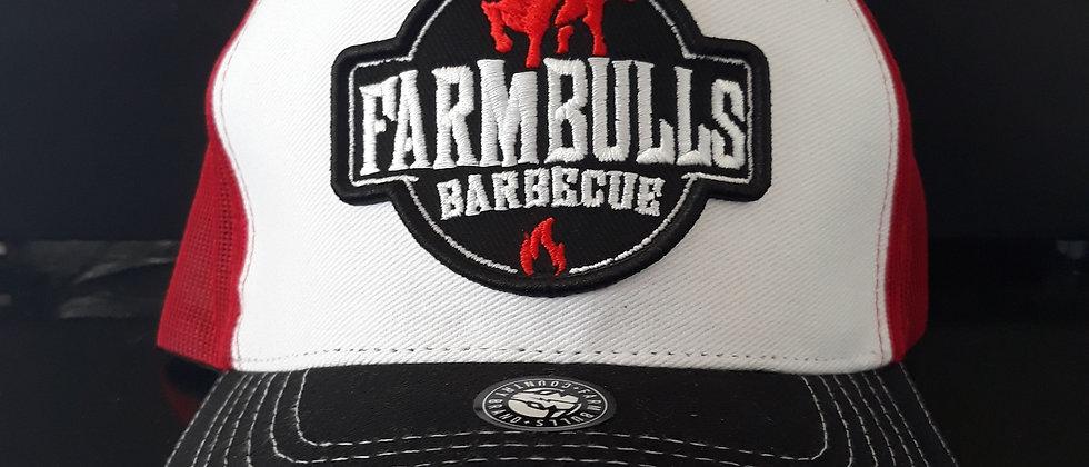 Boné Farm Bulls Texas Country Cowboy
