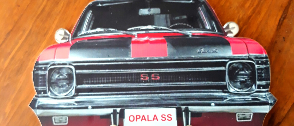 Porta chave Opala SS