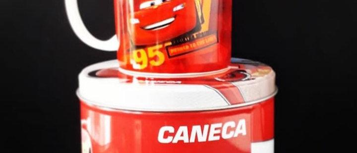 Caneca Carros