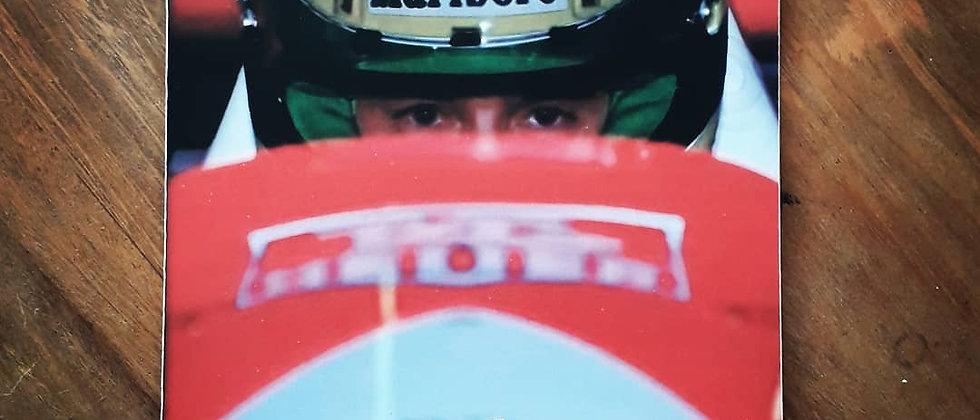 Placa Airton Senna