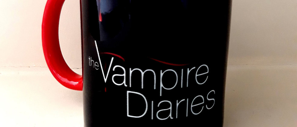 Caneca The Vampire Diares Serie