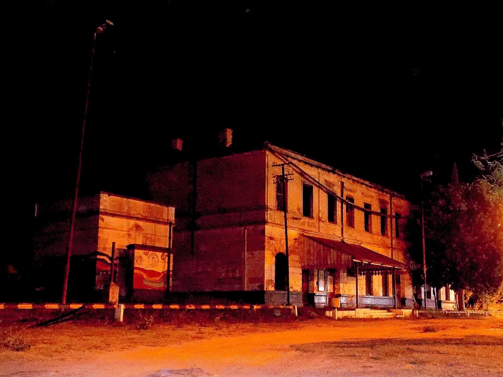 Estación de Tren de Baradero