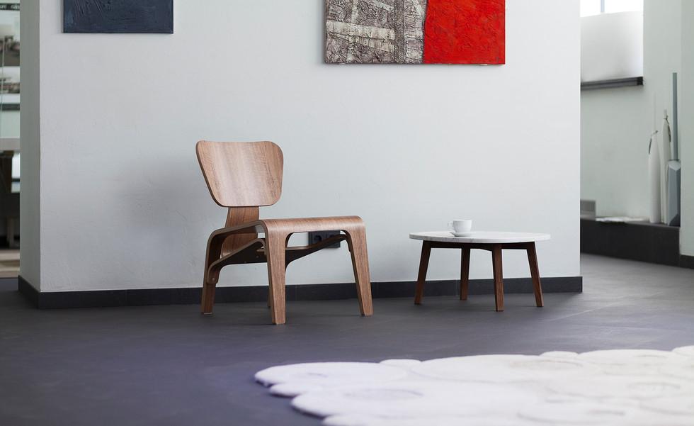ALVAR Chair by Alexander Zhukovsky for A