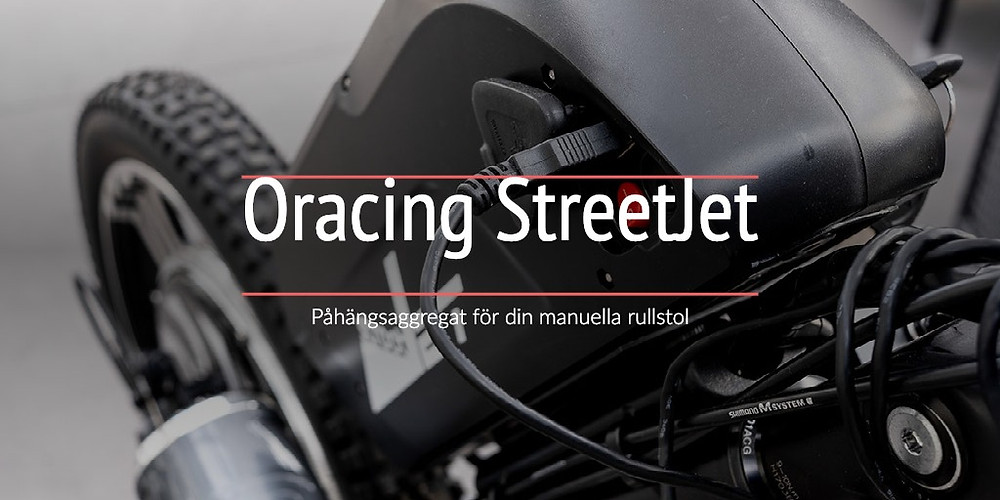 Oracing StreetJet