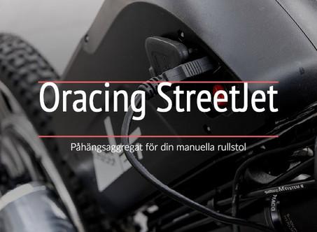 Oracing StreetJet