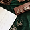 Thumbnail: BELOVED |White Crystal Earring 原石白水晶耳環 配客製手寫字母