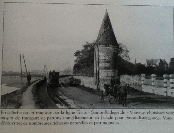 quai Marmoutier sainte radegonde