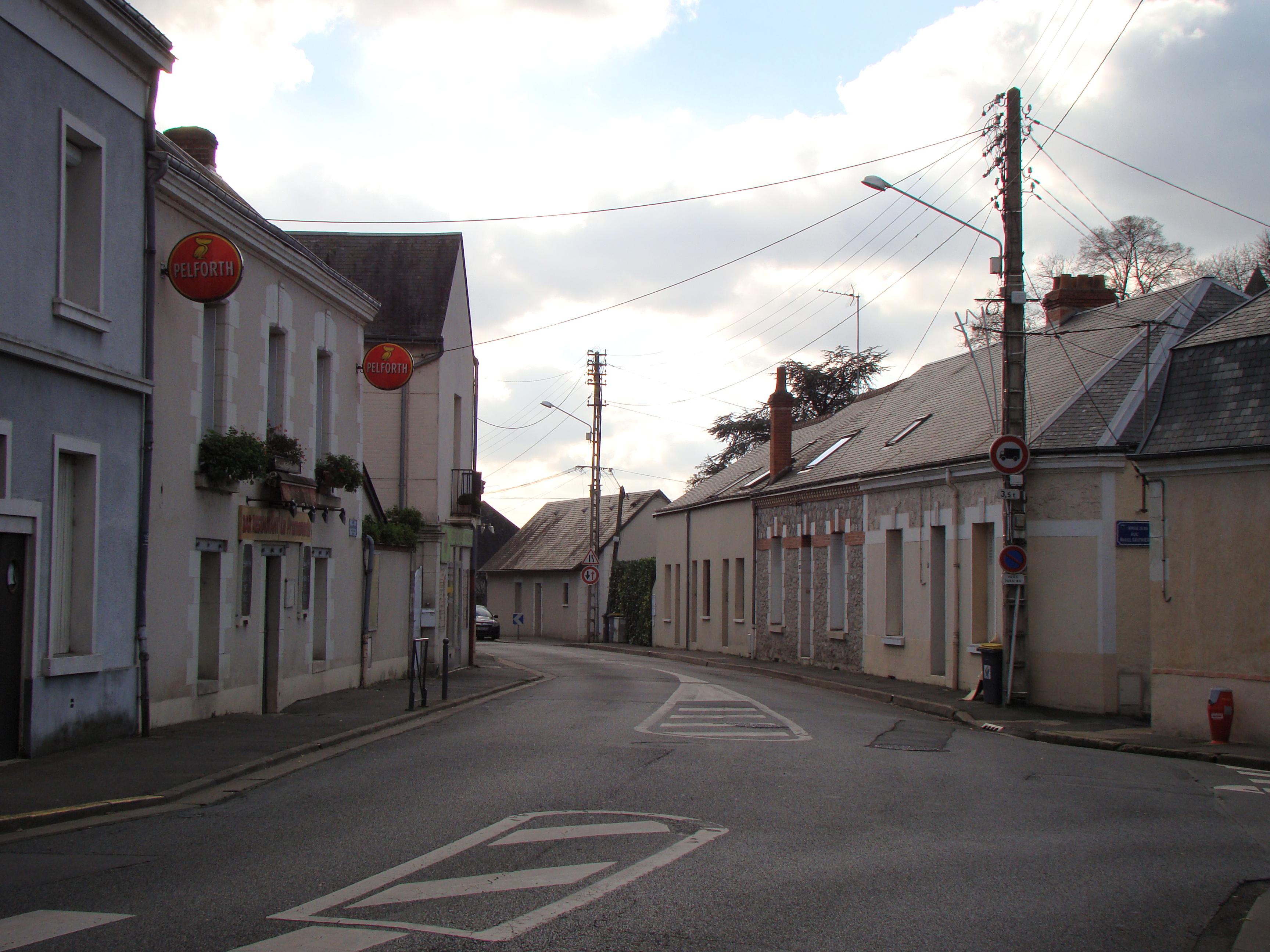 rue Marcel Gautier