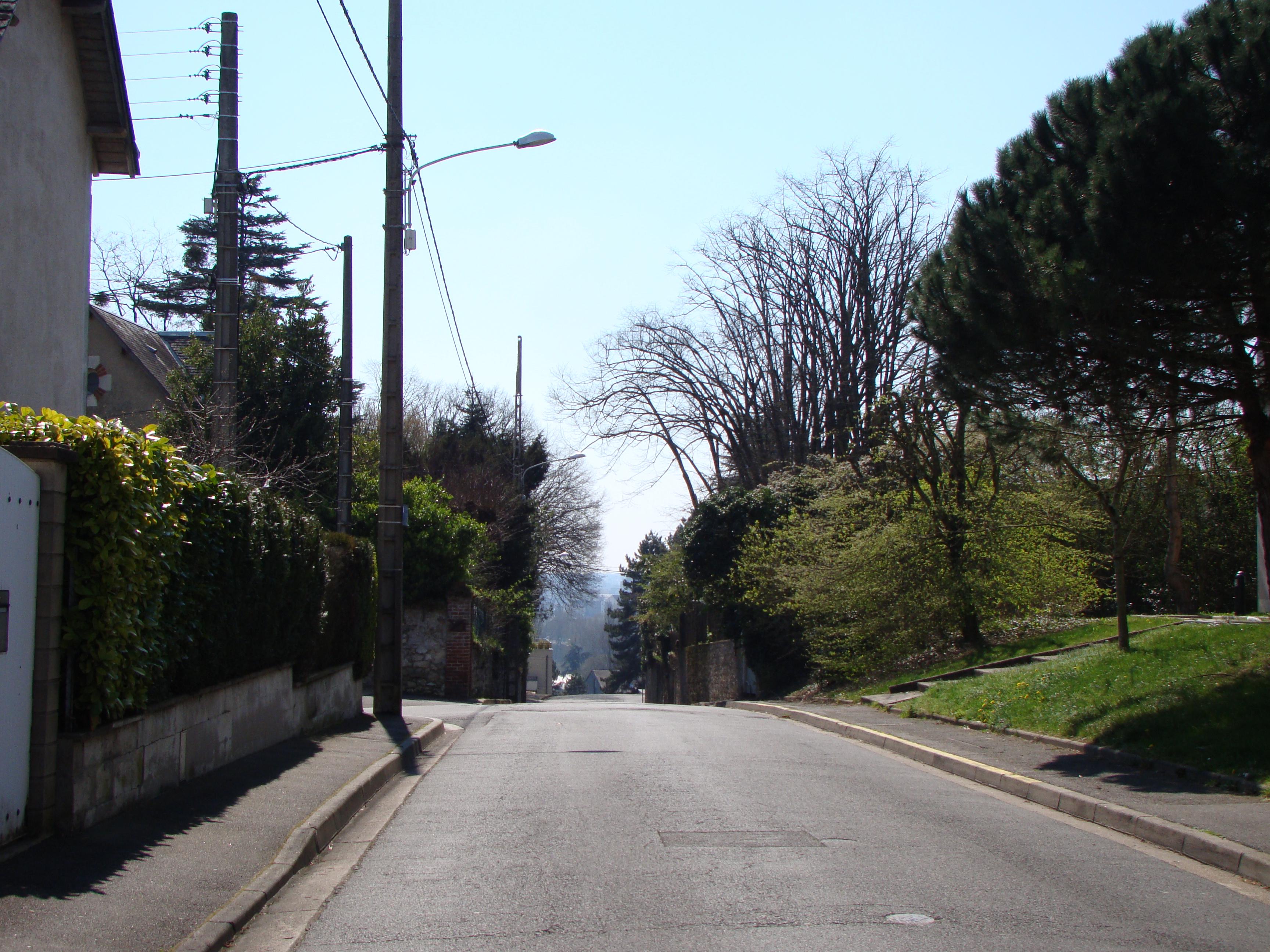 rue du chaudron