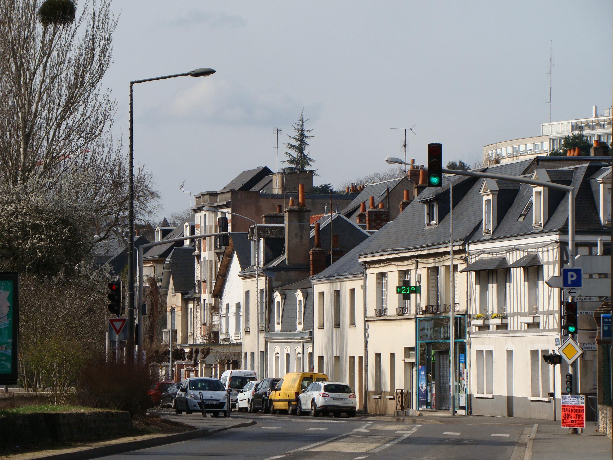 quai Marmoutier