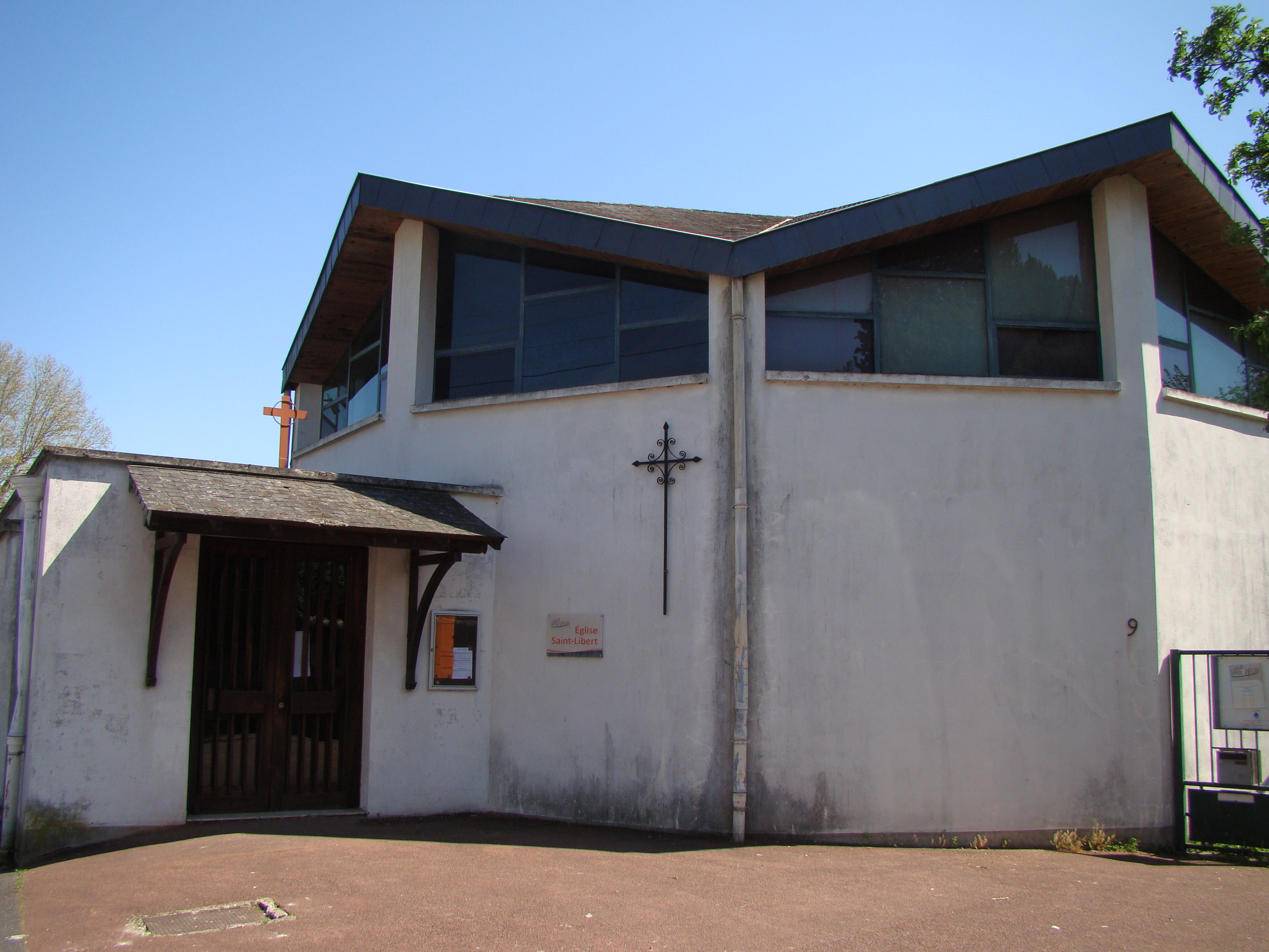 Eglise St Libert