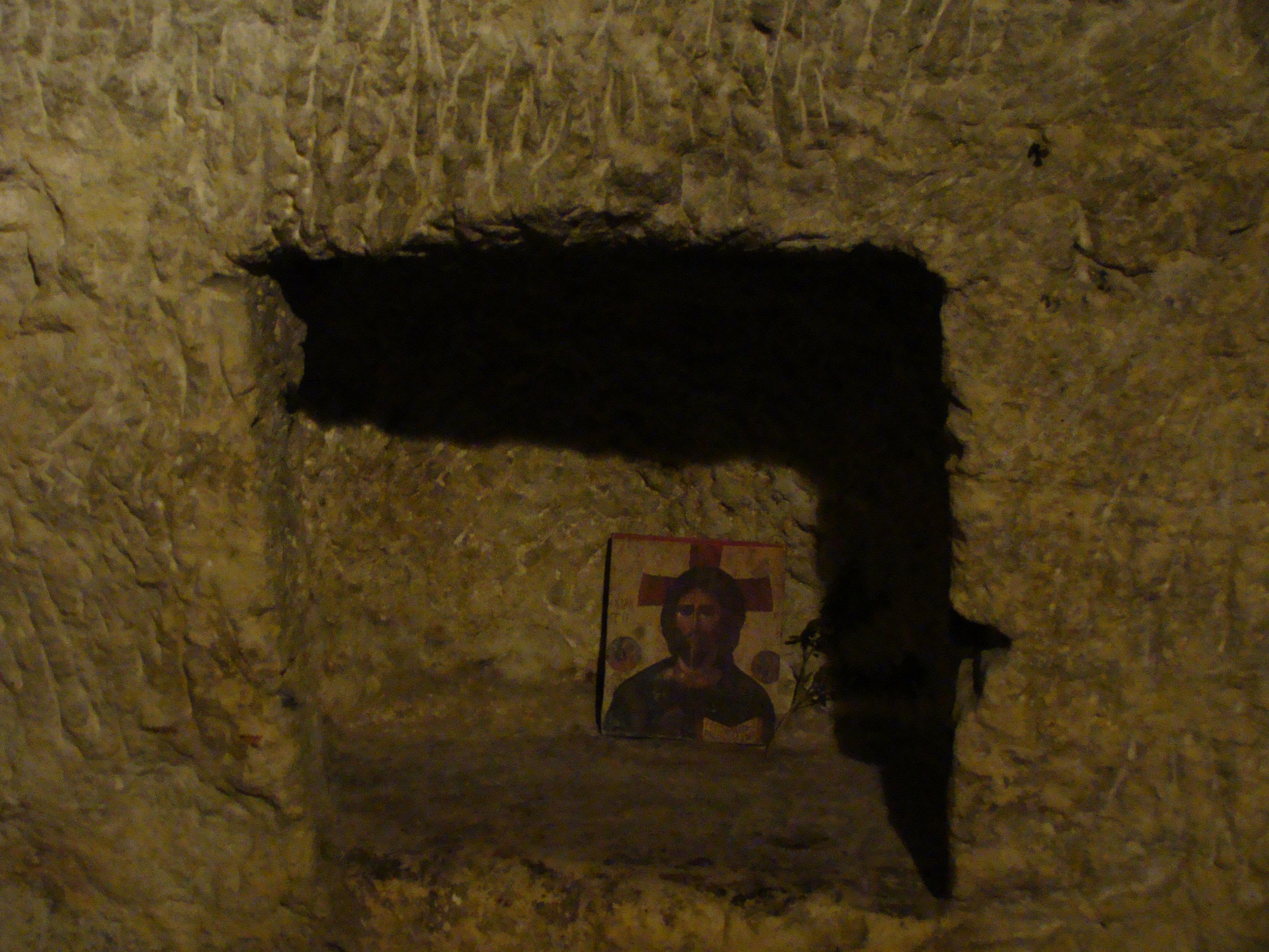niche eglise sainte radegonde