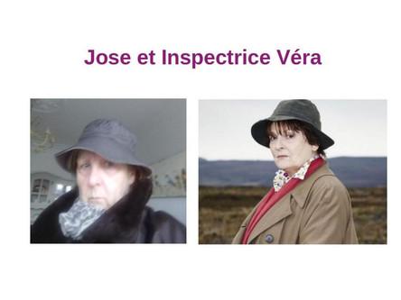 Sosie de Jose et de l'Inspectrice Véra