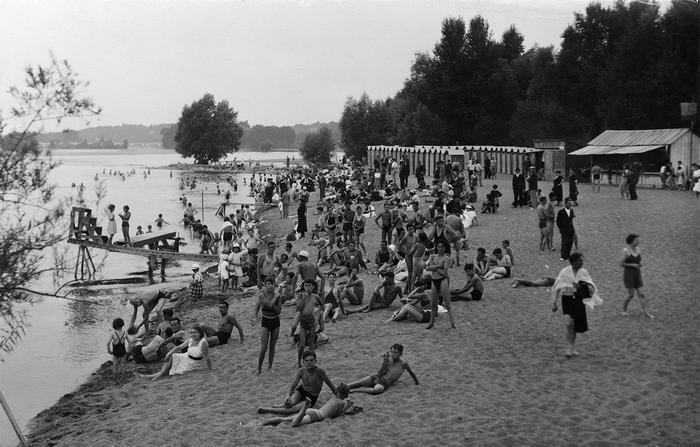 plage 1960 sainte radegonde