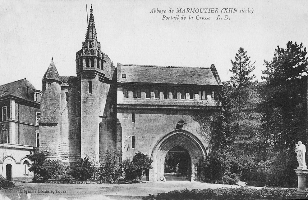 Marmoutier ancien