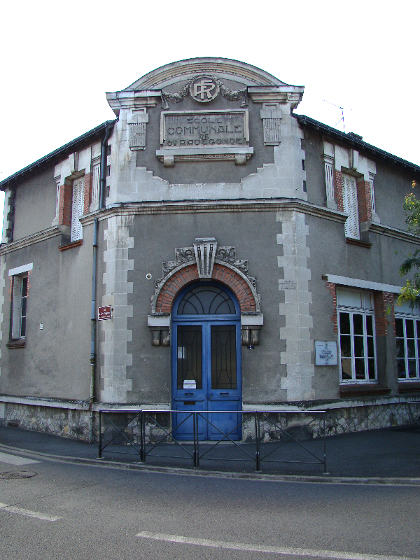 école sainte radegonde