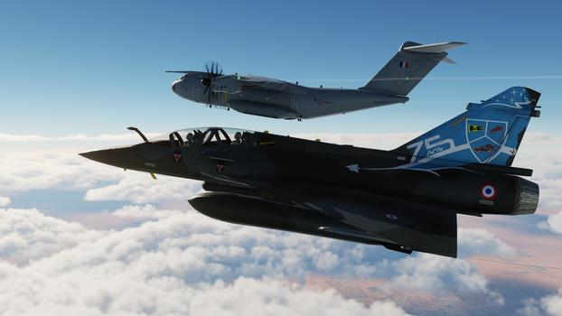 M2000D A400M ( ©LELAB 2021 )