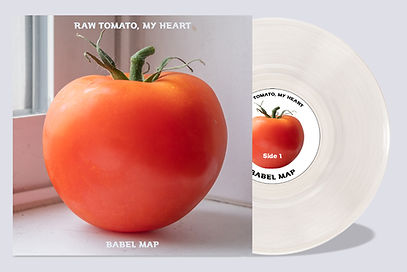 Raw Tomato, My Heart Cover Record image.