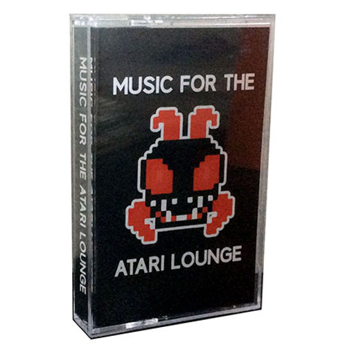 Music For The Atari Lounge by Monster Black Centipede