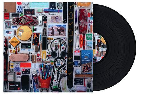 BOLLARD - Trawlers Vinyl LP
