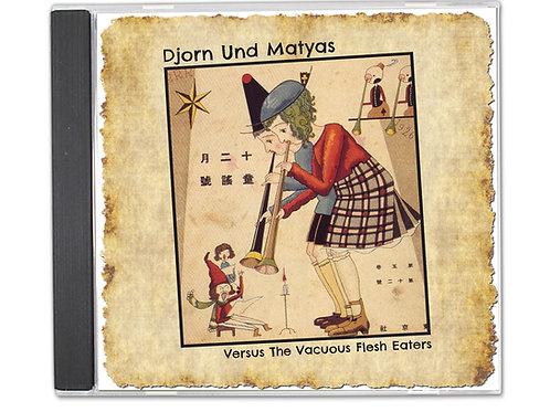 Djorn und Matyas full album CD