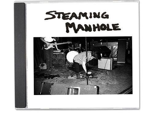 Steaming Manhole - CD