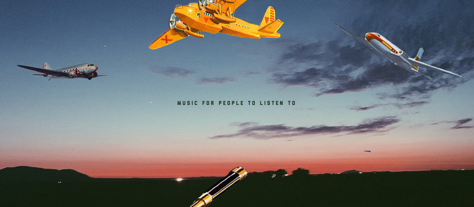 MALL DIVE | Music for People to Listen To