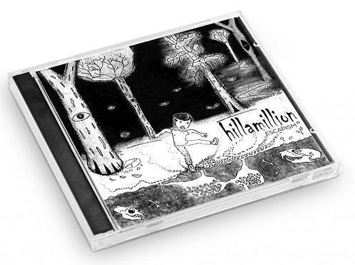 Hillamillion - Escapism CD