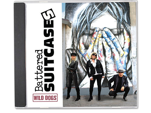 Battered Suitcases - Wild Dogs CD