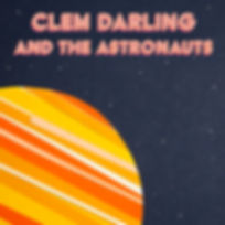 Clem Darling and the Astronauts Photo 2.