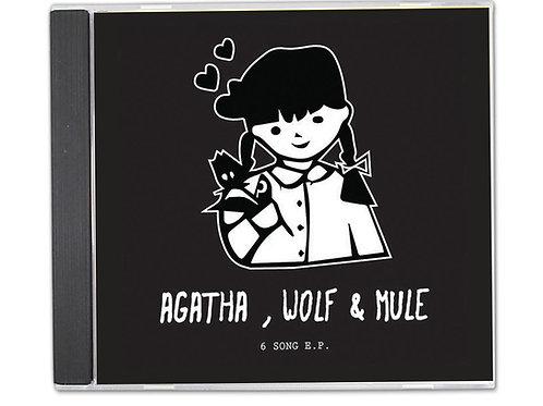 Agatha, Wolf & Mule CD