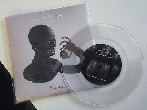 "Les Pantalons - Picnic 7"" Record"
