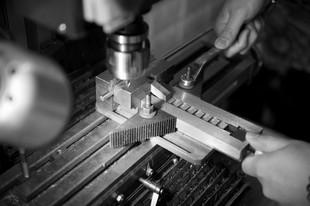 Milling process for Titanium Fastener Handle