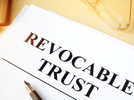 Revocable Trusts and the Importance of Funding Them
