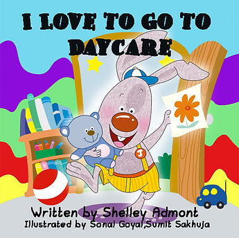 children's books-Shelley Admont