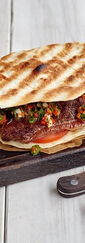 LARS BAZAR sandwich Picanha